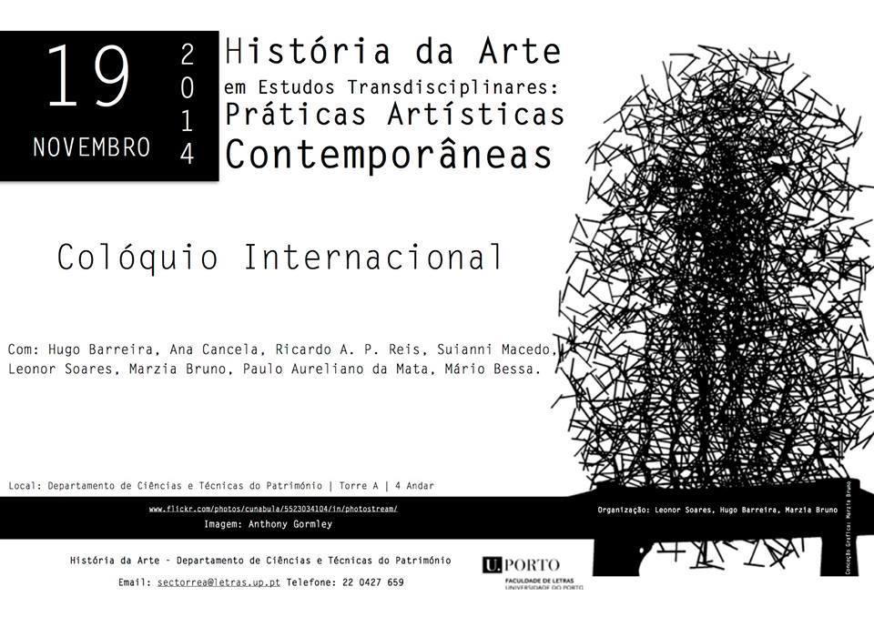 Coloquio_Historia da Arte em Estudos Transdisciplinares_Paulo Aureliano da Mata